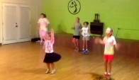 Kids Zumba with Lori Cook in Dunlap Tn This was summer session recital They are presh