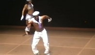King and Queen Preliminaries Calypso Caribbean dance piece