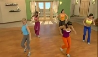 Latin Dance Aerobic Workout - Latin Dance Fitness - Minutes Class For Beginners