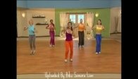 Latin Dance Aerobic Workout - Latin Dance Fitness - Salsa Class For Beginners