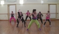 Latin Dance Fitness Beginners - Zumba workout