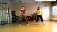 Latin Dance Fitness Class - Zumba Merengue
