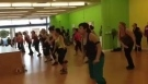 Latin Steps Zumba with Angie and Steven
