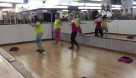 Let it go from frozen Zumba dance