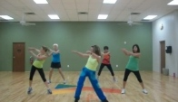 Limbo by Daddy Yankee cardio dance zumba fitness routine
