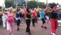 Lincoln Summer Gala Zumba Demo