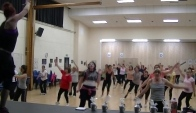 Liverpool Zumba Baila Pa Emociona - Calypso with Strike Dance