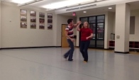 Maddie and I Just Swing Dancing