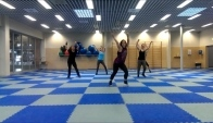 Madeon You`re On - Zumba Dance Fitness warmup or cooldown choreo