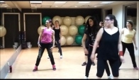 Mambo Salsa-zin - Zumba fitness class with Sigal
