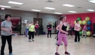 Mambo Salsa Zumba Fitness with Leslea