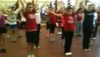 Maroon PayPhone Zumba Cool Down Neshannock HighSchool Pe Class