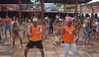 Mc Ralado and Xuxa - Axe Moi - Zumba Crazy Love - Outubro