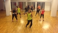 Merengue Que Lo Que - Zumba routine