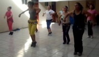 Merengue Zumba con Barby - Zumba Merengue
