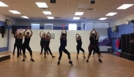 Michael Buble - Feeling Good - Zumba Routine - Cool Down - Choreo by Mari