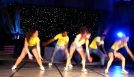 Moves and Vibes Dance Co Axe Perfrmance