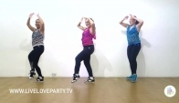 Muevelo Zumba Fitness Live Love Party