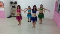 Ojos asi ~Zumba Belly Dance