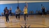 Palo Watatah Merengue High Cardio Leg Toning Zumba routine