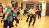 Pick Up the Phone swing charleston Zumba Gold