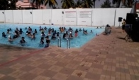 Pide Que Hay Aqua Zumba by Fitnesscube