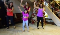 Pitbull Zumba Kids Jr with Maia Paltu-ob