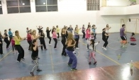 Raquel Call - Samba axe - Zumba Chile