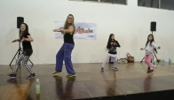 Raquel Call Zumbatomic