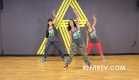 Refit Dance Fitness Exotic by Pitbull and Priyanka