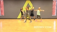 Refit Dance Fitness Treasure Bruno Mars
