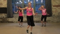 Rihanna S and M - Zumba with Tara - Warm up