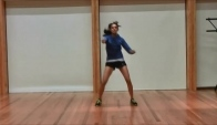 Rock the dance floor - Zumba Bollywood with Priya