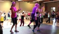 Salsa Choke - Zumba Dance Fitness With Lasara