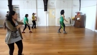 Samba Workshop with Patricia Reis Club Azucar Zumba Fitness