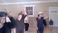 Scotch Plains zumba gold with Theresa