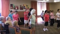 Seniors Over Sixty Zumba Gold Dance Crew