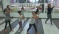 Shake it off zumba kids