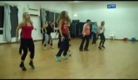 Shiri Lahav - You make me wanna Jump Zumba Soca