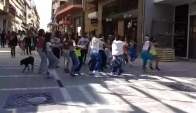 St Flash Mob Ioannina Zumba-Hip Hop-Salsa