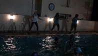 Sunny Sunny Bollywood Aqua Zumba With Vibez