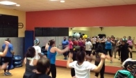 Take on Me Zumba with Gabriela at Retro Fitness Jersey City