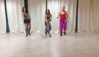 Tali Zumba Makhlis Take On Me batucada samba