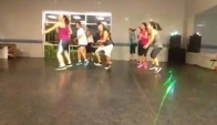 Talk dirty Zumba Hiphop routine