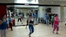 This is how we do Zumba at Kings of Swing Dance