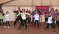 Timber Zumba Kids Mohacs anya lnya zumba