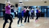 Toma Reggaeton- Zumba fitness class with Sagit