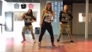 Tutorial - Uptown Funk - Easy warming-up kids - Saskia's Dansschool