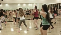 USC's Uptown Funk GimmeFive Dance Challenge - Zumba Fitness