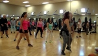 Uptown Funk Zumba Routine By Linda